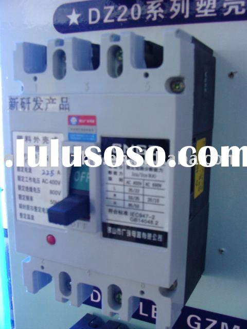 Moulded Case Circuit Breaker (MCCB)