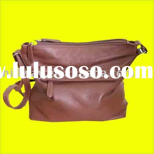 NEW COWHIDE GENUINE LEATHER LADIES Handbag SHOULDER BAG PURSE