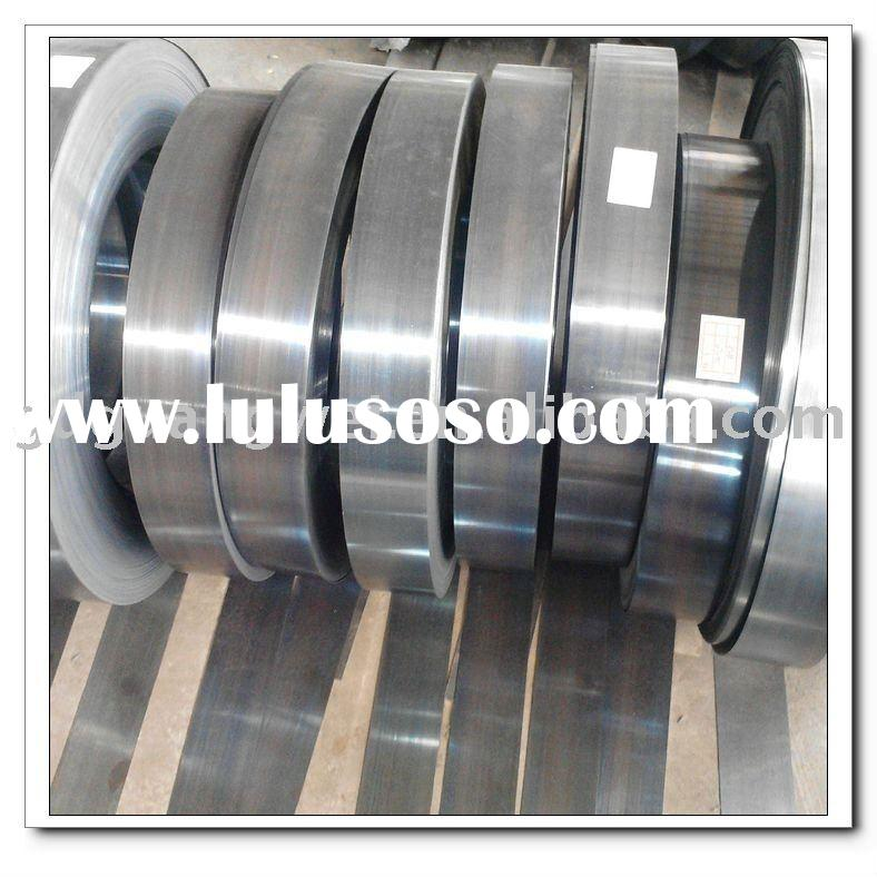Narrow Cold Rolled High Carbon Steel Strip