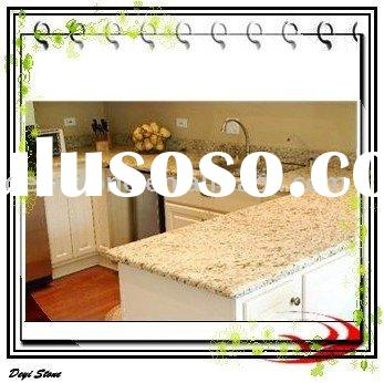 New Giallo Veneziano granite stone kitchen counter top(DYSC02)