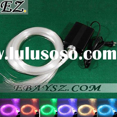 New arrival 16W Multi-Colored Fibre Optic DIY Ceiling Kit Light Engine &DZ-267