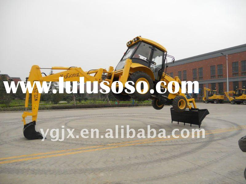 New, good sale, high reputation in the market, mini size, hydraulic backhoe loader for digging and l