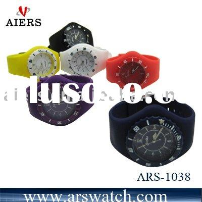 New hot sales exchangeable band color watch