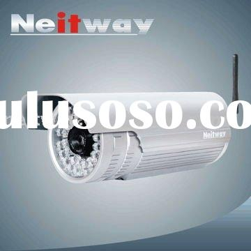 Night Vision H.264 infrared Network WIFI wireless IP camera