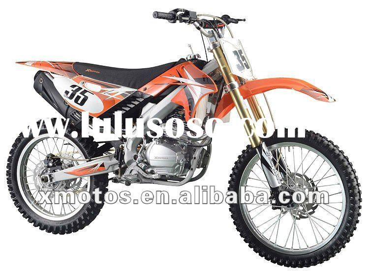 OFF ROAD XZP250 / XB-35B WATER COOLED 250CC DIRT BIKE