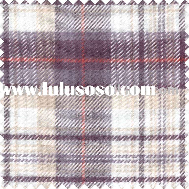 OG345 100% Organic Cotton Yarn dyed Flannel