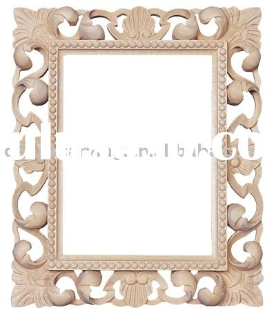 Oil Painting Frames,Carved Picture Frames,Wood Photo Frames