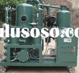 Oil Treatment Machine, Electric Power Transformer Oil Filtration Machine