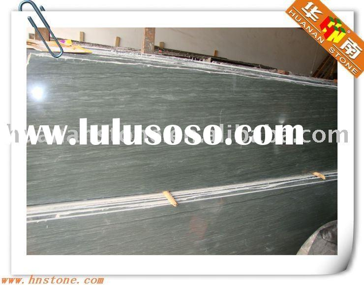 Olive green marble slab and Olive green marble
