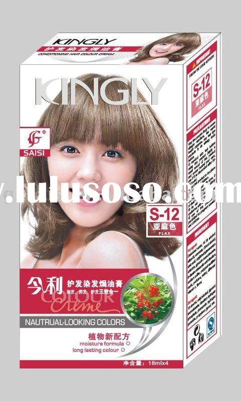 Our own brand KINGLY natural herbal hair dye