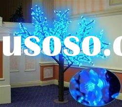 Outdoor Blue LED 2.3 Metre Cherry Blossom Tree with 144 branches and 1728 bright LEDs LT-C0001