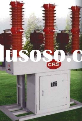 Outdoor high voltage vacuum circuit breaker 33kv