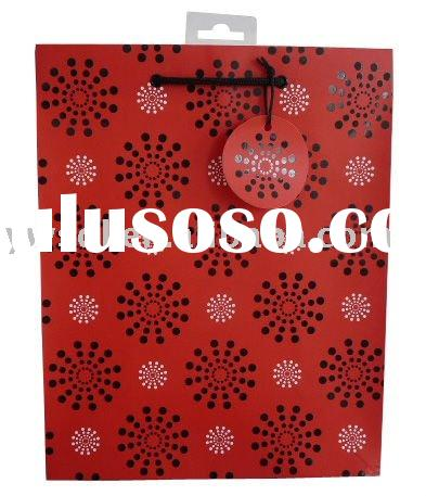 PAPER GIFT BAG ,GIFT SHOPPING BAG