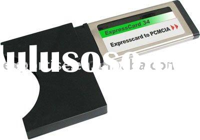 PCMCIA to Express Card
