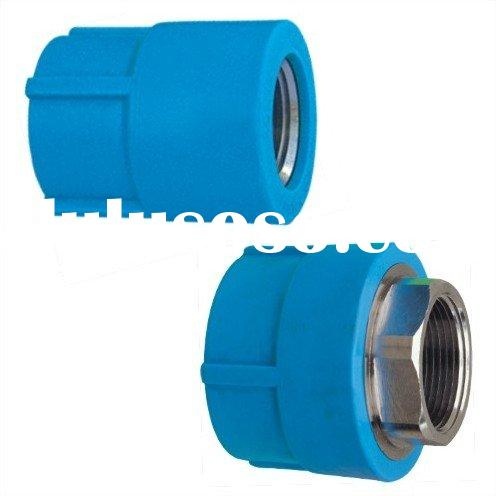 PE pipe fittings: Female Thread Adapter (Soc x Fipt)