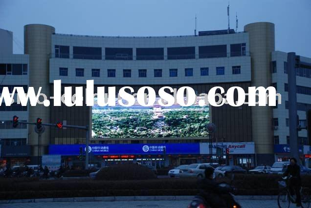 PH16 Outdoor Full-color led display