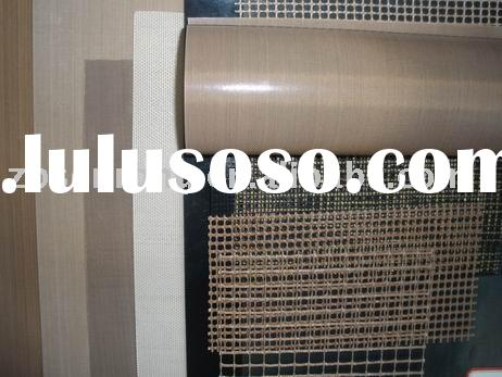 PTFE Coated fabric Fiberglass Mesh Fabric Cloth/ptfe coating