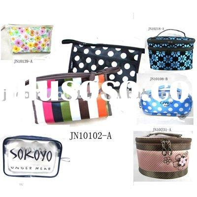 PVC Lady's Make up Case Fashion Cosmetic Bag