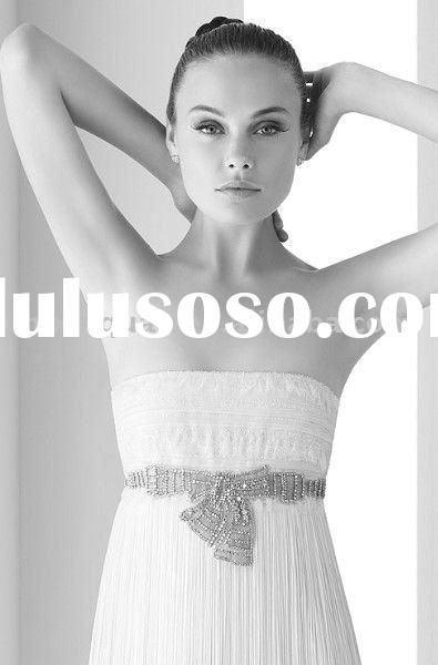 Wedding dress belt wedding dress belt manufacturers in for Wedding dress for flat chest