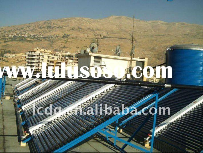 Parabolic Solar Heating(CE Panel Solar Pool Heating)