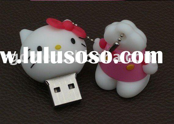 Pink Hello Kitty 4GB USB Flash Drive