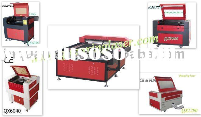 Plastic/PVC/Acrylic Laser Cutting Machine