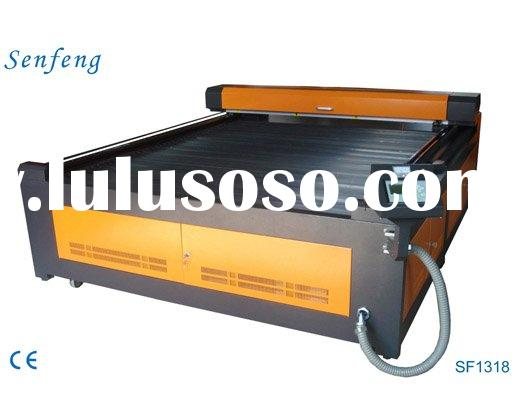 Plastic Plywood Rubber Laser Cutting Machine Price