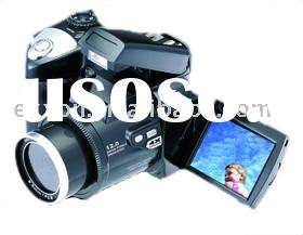 "Popular Digital Camera,4x Digital Zoom,12MP,2.4"" LTPS TFT LCD, 270 Degree Rotation"