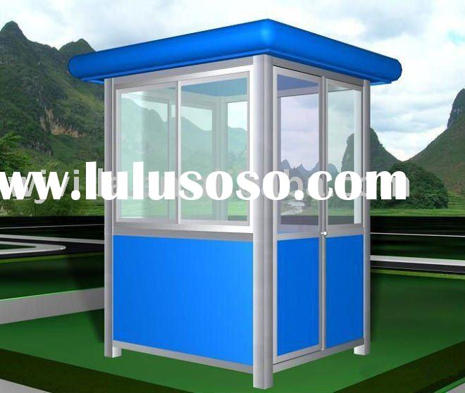 Prefabricated Sentry Box,Booth,Guard house
