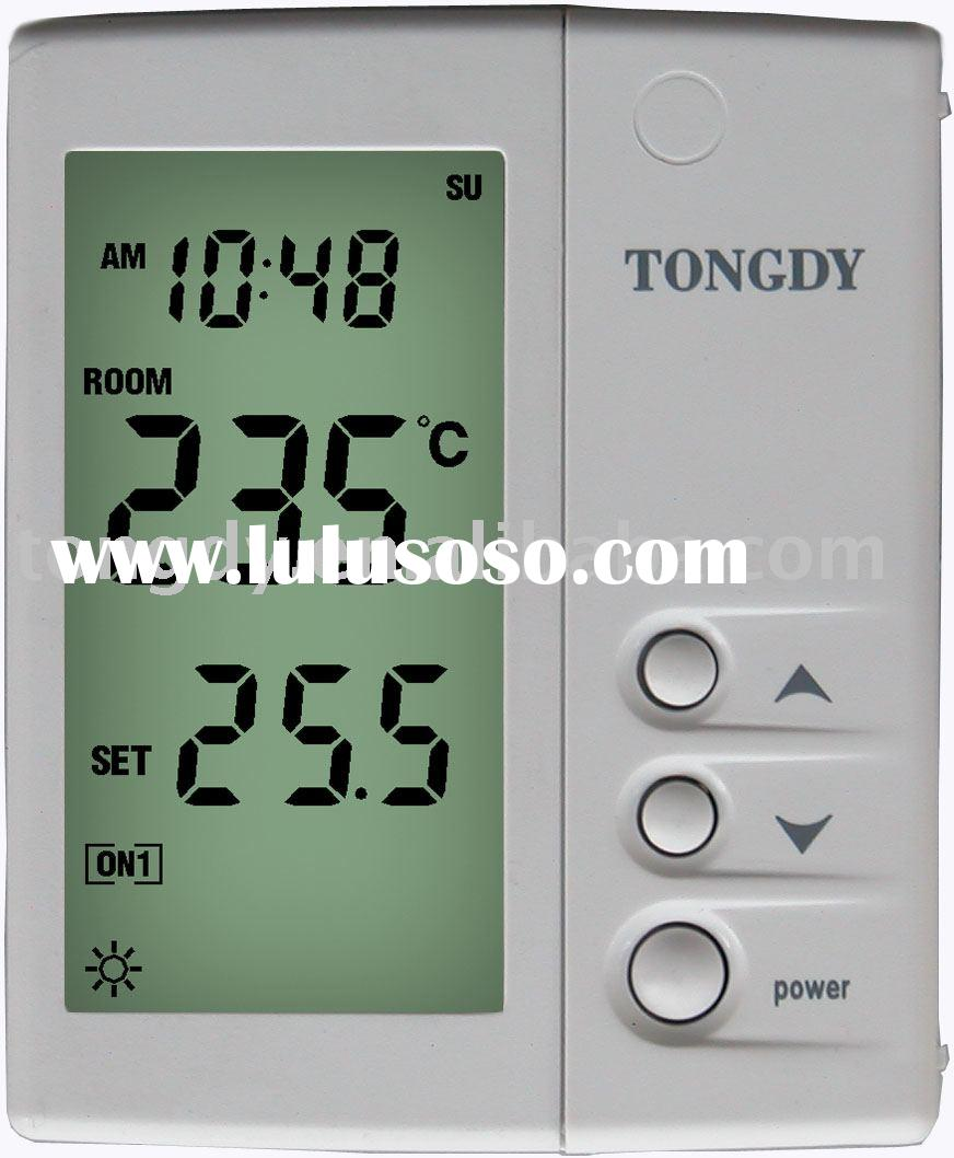 Programmable Thermostat for Electric Diffuser & Floor Heating