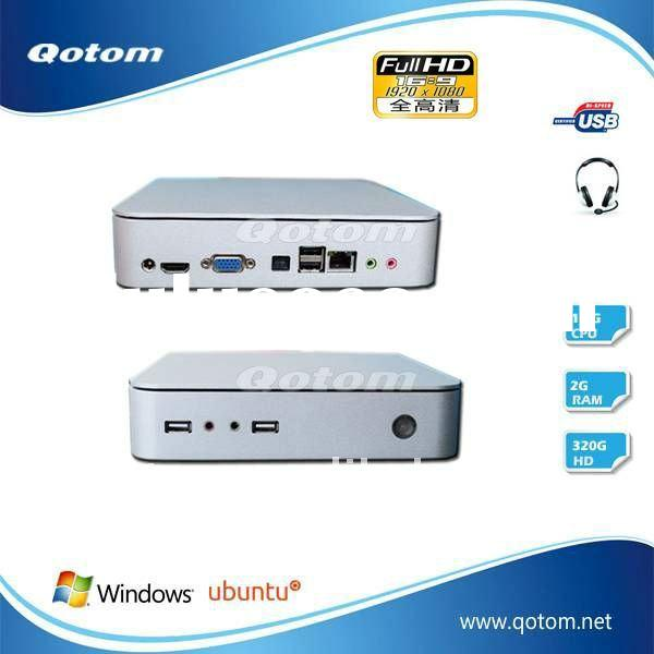 QOTOM-I52 Gaming desktop pc, computer case desktop, computer table desktop, used computer desktop, g