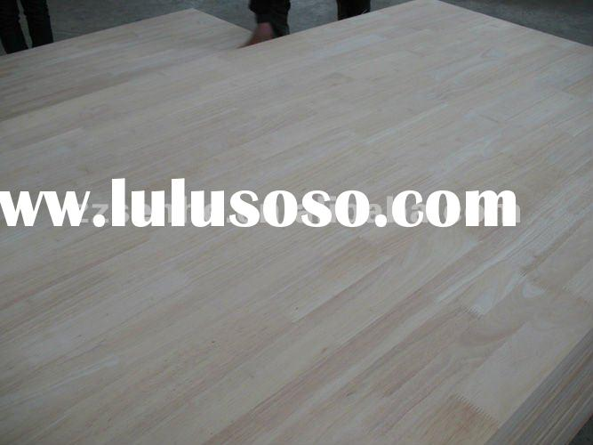 Quality Finger Joint Board Panels (NameCard In)