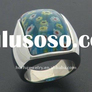 R00502C colorful stone fashion accessories rings