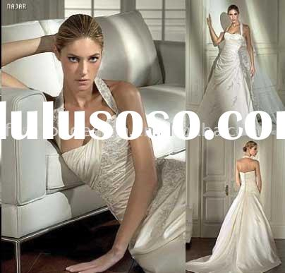 RH063 Gorgeous european style bridal gowns wedding dress