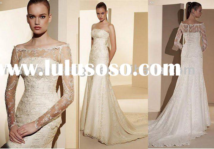 RH242 Stylish fashion European style bridal gowns wedding dress