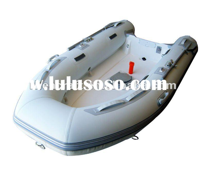 RIB330 RIB boat 3.3m ORCA Hypalon Rigid inflatable fishing boat 330 with CE