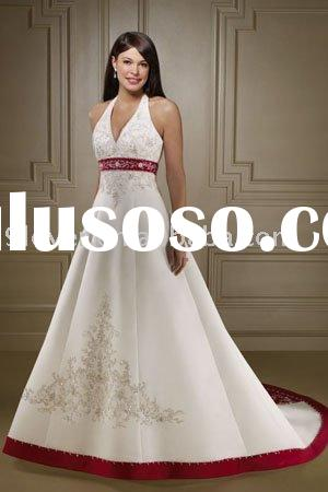 Lace Dress on Halter Lace Wedding Dresses Ivory  Halter Lace Wedding Dresses Ivory