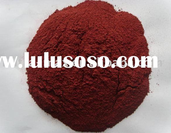 Red rice yeast Extract Powder, Monascus purpureus Went, Red Yeast Rice, Monacolin K, Lovastatin
