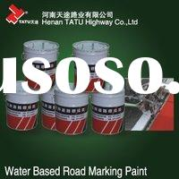 Reflective Water Based Traffic Marking Paint