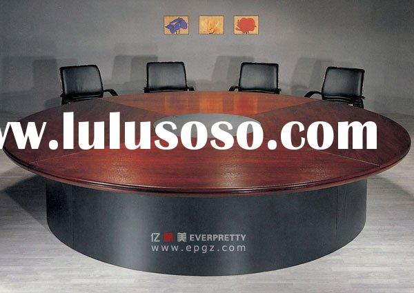 Round conference table,office meeting table, conference room furniture