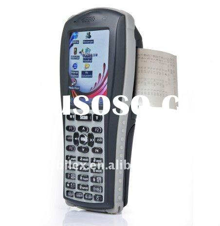 Rugged handheld barcode scanner pda with printer (MX7900)