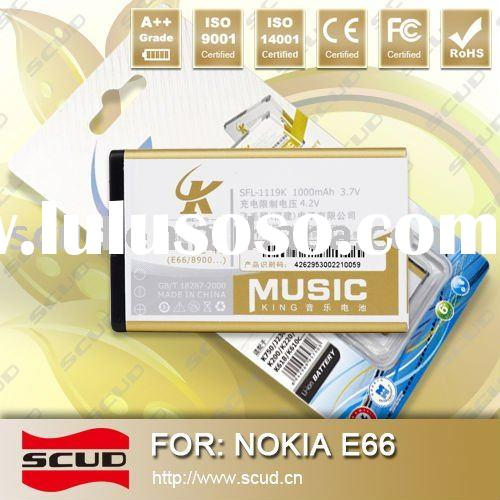 SCUD Durable Lithium Battery Pack for Nokia E66