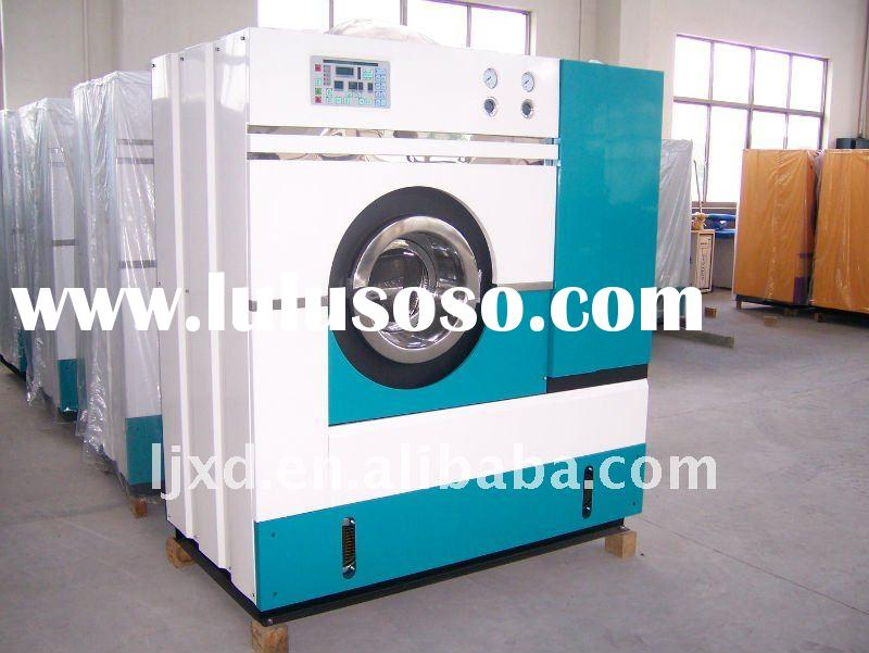 SGX-6 Dual-filter petroleum dry-cleaning machine & Dry cleaning equipment