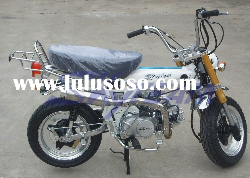 SKYTEAM 125CC 4 STROKE SKYMAX PRO TUNING MOTORCYCLE (EEC APPROVED)