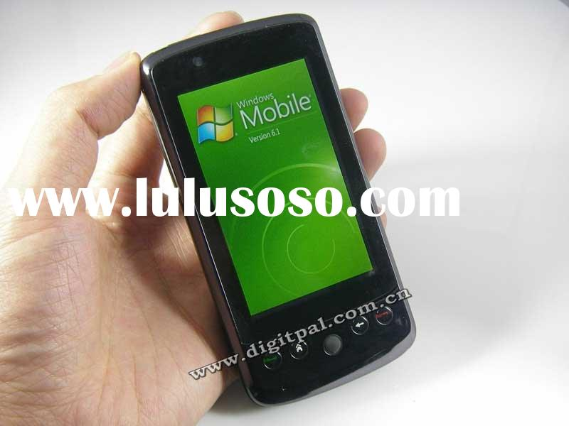 SM-3G12 3G windows Mobile phone, 624Mhz CPU, wifi, gps, touchscreen