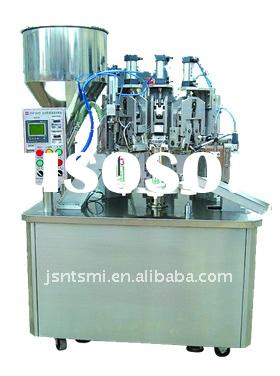 SM Plastic Bag Filling and Sealing Machine