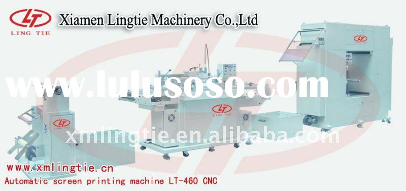 Self Adhesive Label Printing Machine LT-460