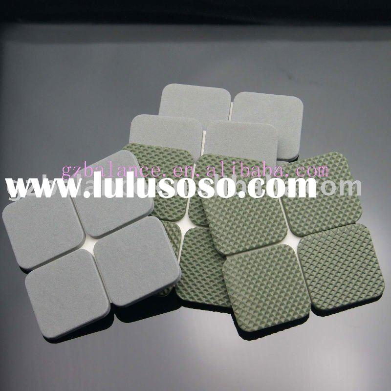 Self adhesive furniture protector for floor non woven felt pad