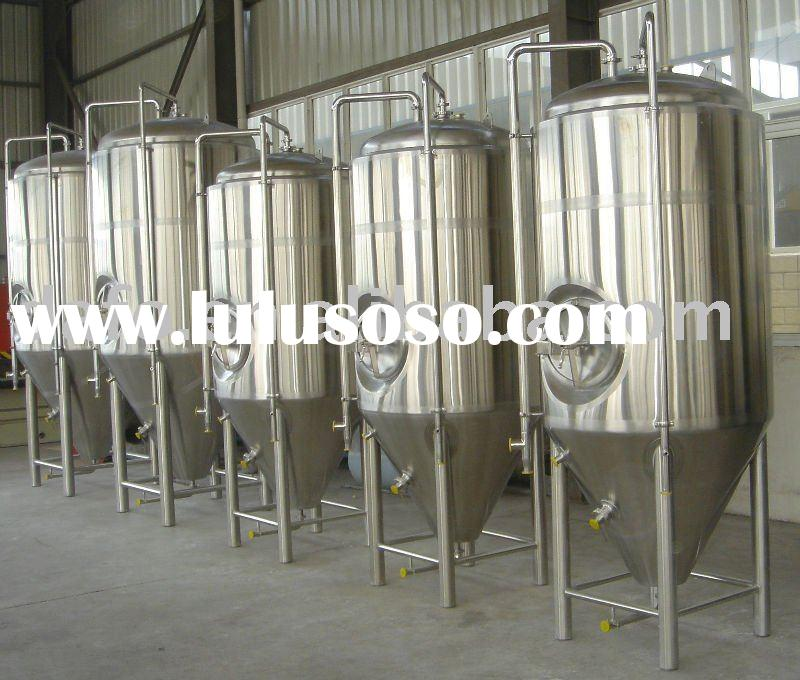 Sell alcohol fermentation equipment