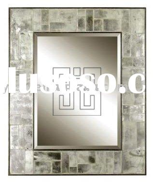 Shell Mosaic Bathroom Mirrors